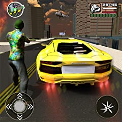 San Andreas Gang Wars Game - Gangster Mafia 2018 Features: 🔫 Full action paced fast racing environment 🔫 Multiple cars to drive 🔫 Awesome view of san Andrea's city 🔫 Advance & realistic graphics 🔫 Great thief cars protagonist action class 🔫 Action ve...