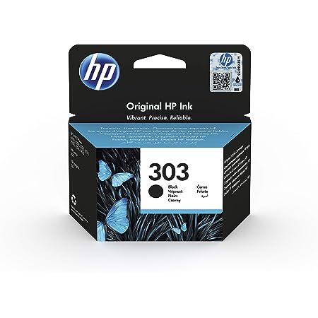 HP 303 T6N02AE Cartuccia Originale Compatibile con le Stampanti a Getto d'Inchiostro HP Tango e Tango X, Envy 6220, 6230, 7130 e 7830, Nero