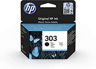 HP 303 T6N02AE Cartuccia Originale Compatibile con le Stampanti a Getto d'Inchiostro HP Tango e Tango X, Envy 6220, 6230, ...
