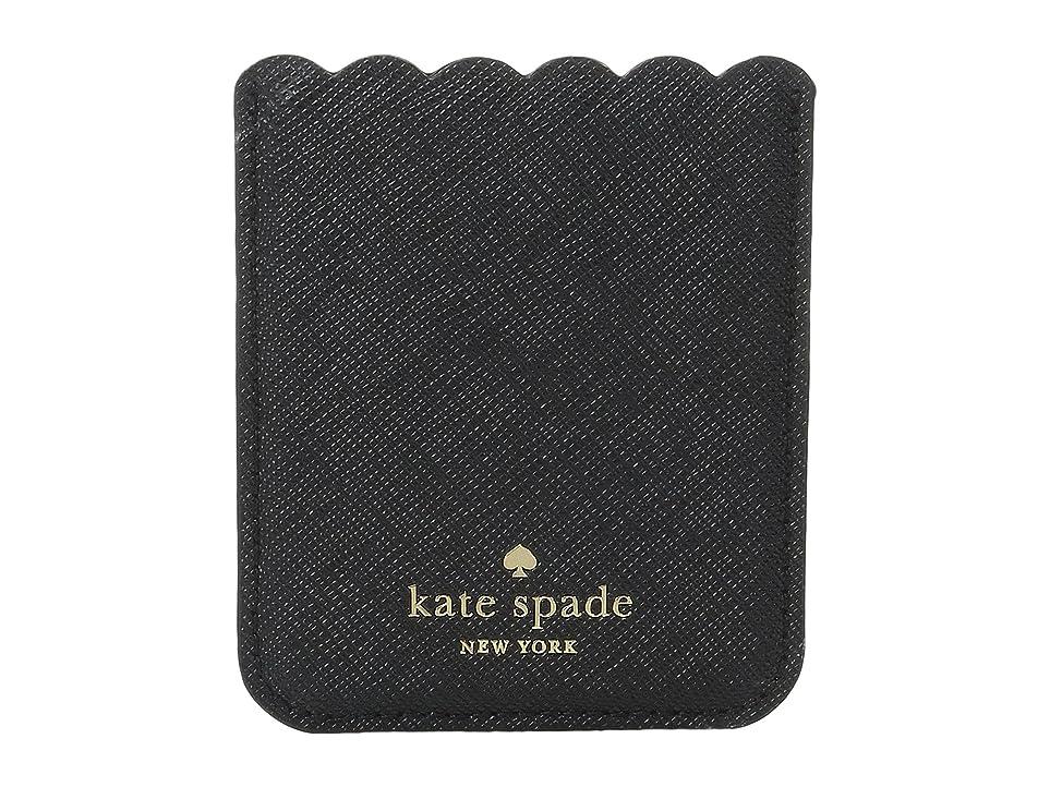 カートン自然公園珍しい[ケイトスペード ニューヨーク] Kate Spade New York レディース Scallop Pocket ウォレット [並行輸入品]