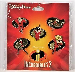 incredibles pin