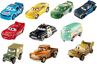 Disney Pixar Cars 3: Die-cast Dot-com 10-Pack