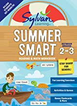Sylvan Summer Smart Workbook: Between Grades 2 & 3 (Sylvan Summer Smart Workbooks)