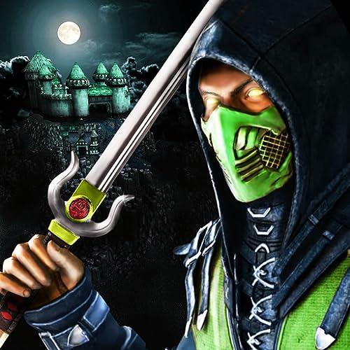 Ninja Assassin - Kung Fu Karate Fighter