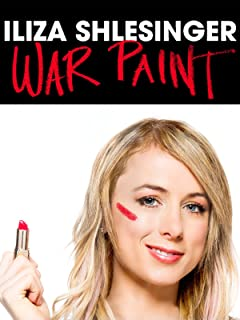 iliza war paint