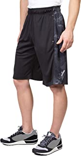 Spalding 男式 Extreme Performance 籃球短褲