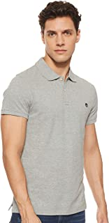 Timberland Men's TFO SS Millers River Pique Polo