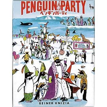 ペンギンパーティ (Pingu-Party) 日本語版 カードゲーム