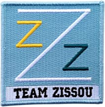 The Life Aquatic Team Zissou Shirt Costume Embroidered Patch by Titan One