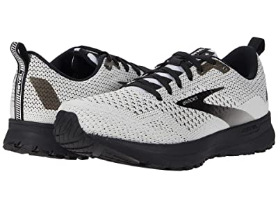 Brooks Revel 4 (White/Black) Women