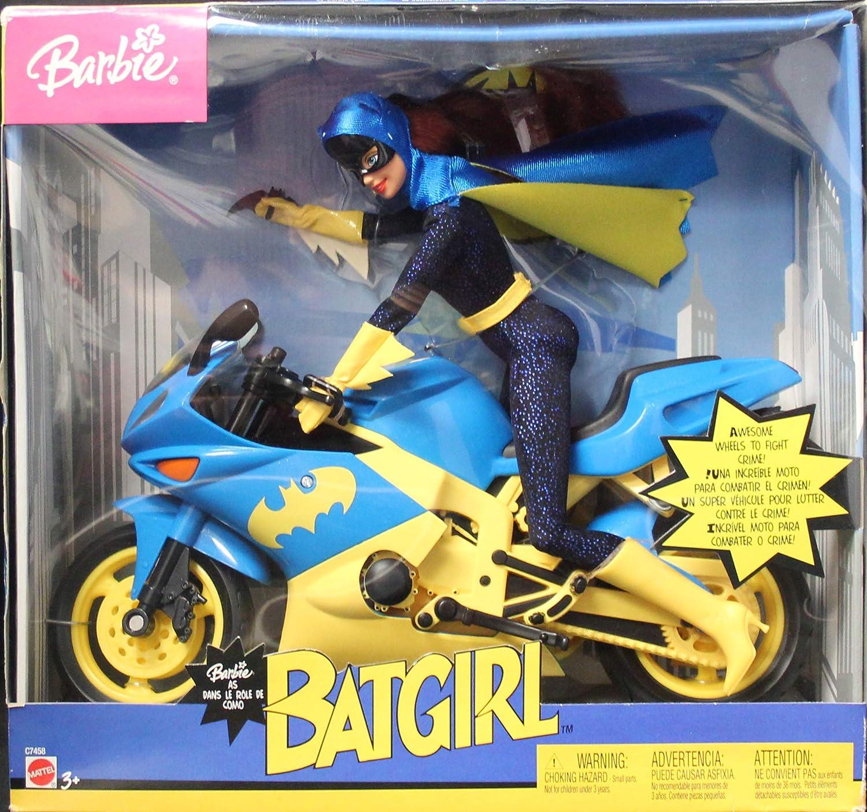Barbie Max 85% OFF Year 2003 Super Hero 12 as Doll Batgirl Inch Set overseas -