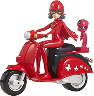 "Miraculous 5.5"" Zoom Ladybug Action Doll Vehicle (39880)"