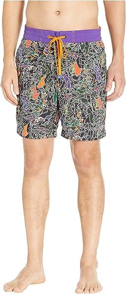 3bef4dff2c Robert Graham. Pioneer Shorts. $24.50MSRP: $98.00. Multi