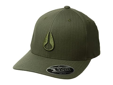 Nixon Scout 110 Snapback Hat at Zappos.com 4eb29c553cec