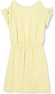 NAME IT Nkffania SS Dress Vestido para Niñas