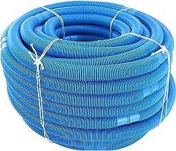 Longueur: 6,6 m Bleu Divisible tous les 1,1 m /Ø 32 mm Tuyau Pour Piscine