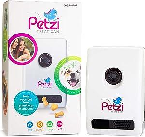 19. Petzi Treat Cam: Wi-Fi Pet Camera & Treat Dispenser