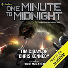 One Minute to Midnight: The Guild Wars, Book 8