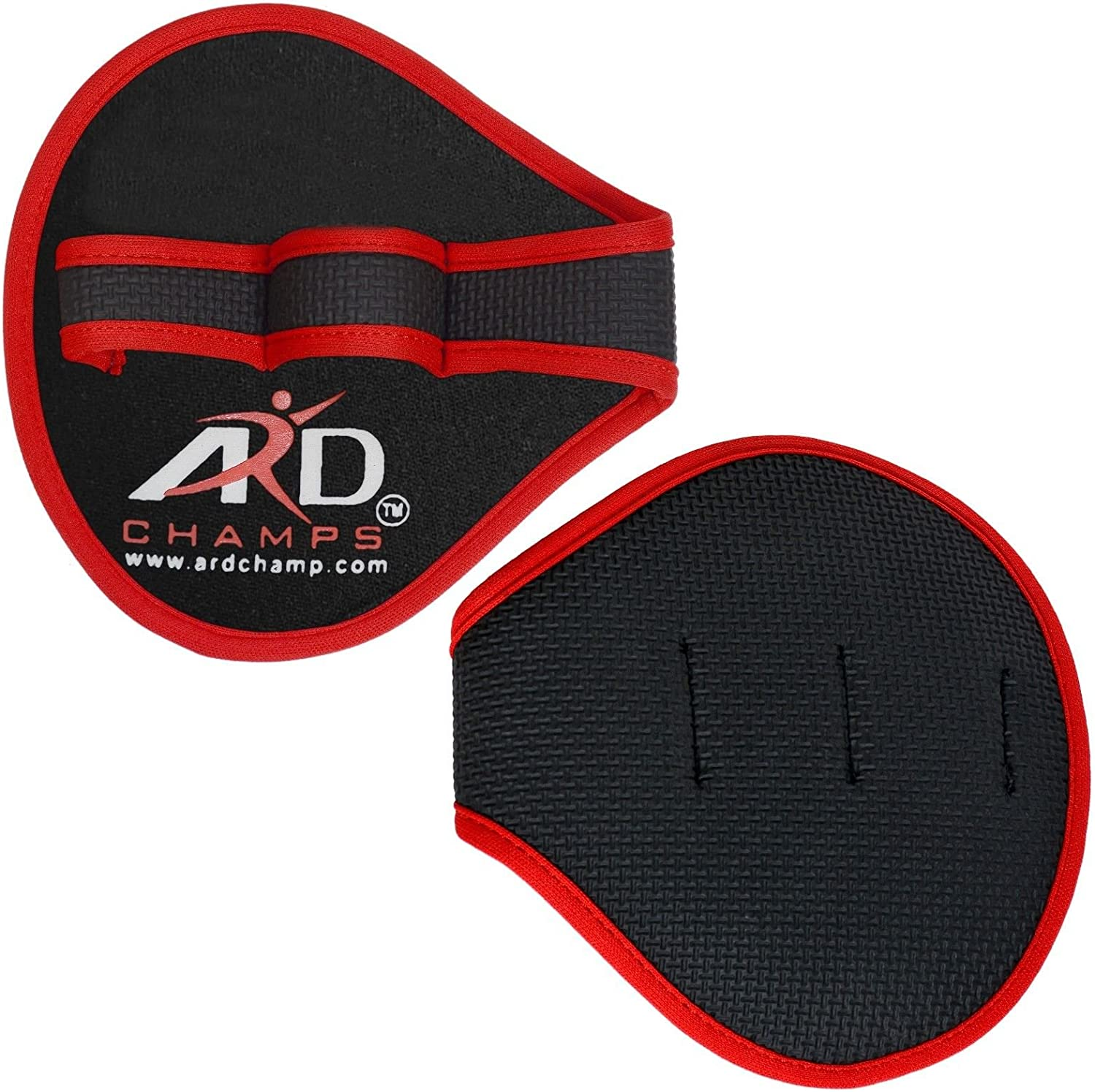 ARD-Champs Heavy Duty Gym Gloves Hand Max 57% OFF Grips for Now on sale Workout Exercise