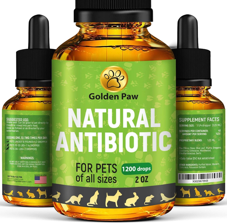 GoldenPaw Herbal Pet Supplement for Cat : Pet Supplies