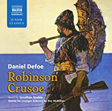 Robinson Crusoe: Retold for Younger Listeners