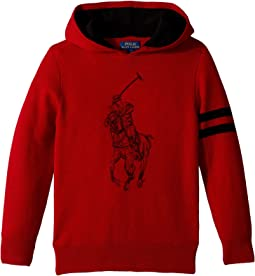 Big Pony Merino Wool Hoodie (Little Kids/Big Kids)