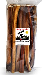 Downtown Pet Supply 6 and 12 inch Premium All Natural...