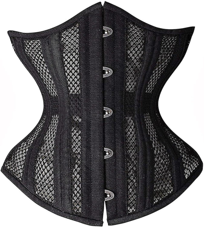 HJJACS Waist Corset Gothic Bustier Women's Corset Top Underbust