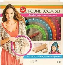Boye Round Knitting Loom Set, 7pc, 5.5