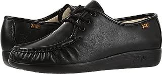 SAS Women's, Siesta Lace Up Loafer Black 10.5 M