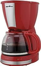 Cafeteira, CP15, 15 xicaras, Vermelho, 110V, Britânia