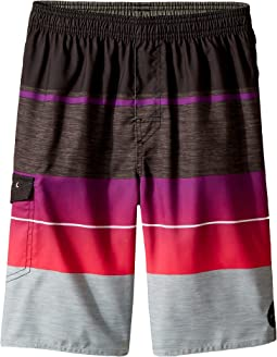 Eclipse Volley Boardshorts (Big Kids)