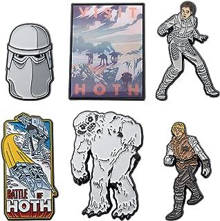 Star Wars Hoth Enamel 6 Pin Set (Amazon Exclusive)