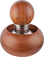 Metallurgica Motta 8240 Barista Coffee Tamper, Brown