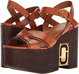 Marc Jacobs Paloma Status Wedge Sandal