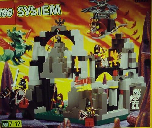 LEGO System Burg 6087 Hexengrotte