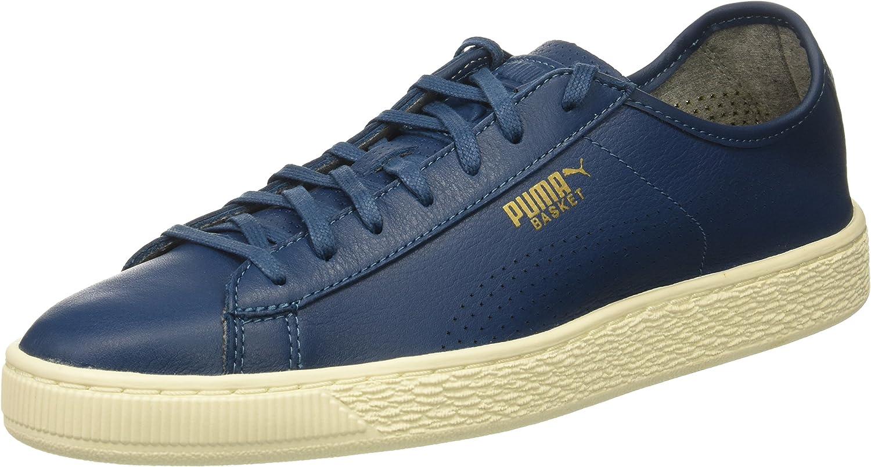 PUMA Mens Basket Classic Soft Sneaker