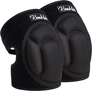 Knee Pads for Garden, Suitable for Gardening, House Cleaning, Construction Work, Flooring Kneepads with Thick EVA Foam Pad...