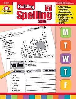 Building Spelling Skills Grade 4