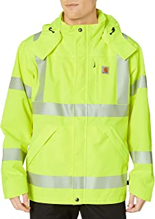 Men's High Visibility Class 3 Waterproof Jacket
