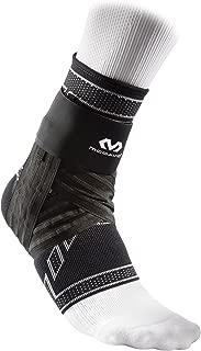 McDavid Elite Engineered Elastic Ankle Brace Support w/ Figure 6 Strap & Stays