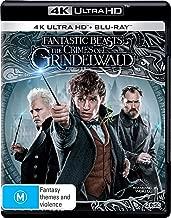 Fantastic Beasts: The Crimes Of Grindelwald (4K Ultra HD + Blu-Ray)