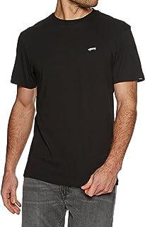 Vans Skate Tee Ss T-shirt For Men - Black (Black BLK) (Manufacturer Size:L)