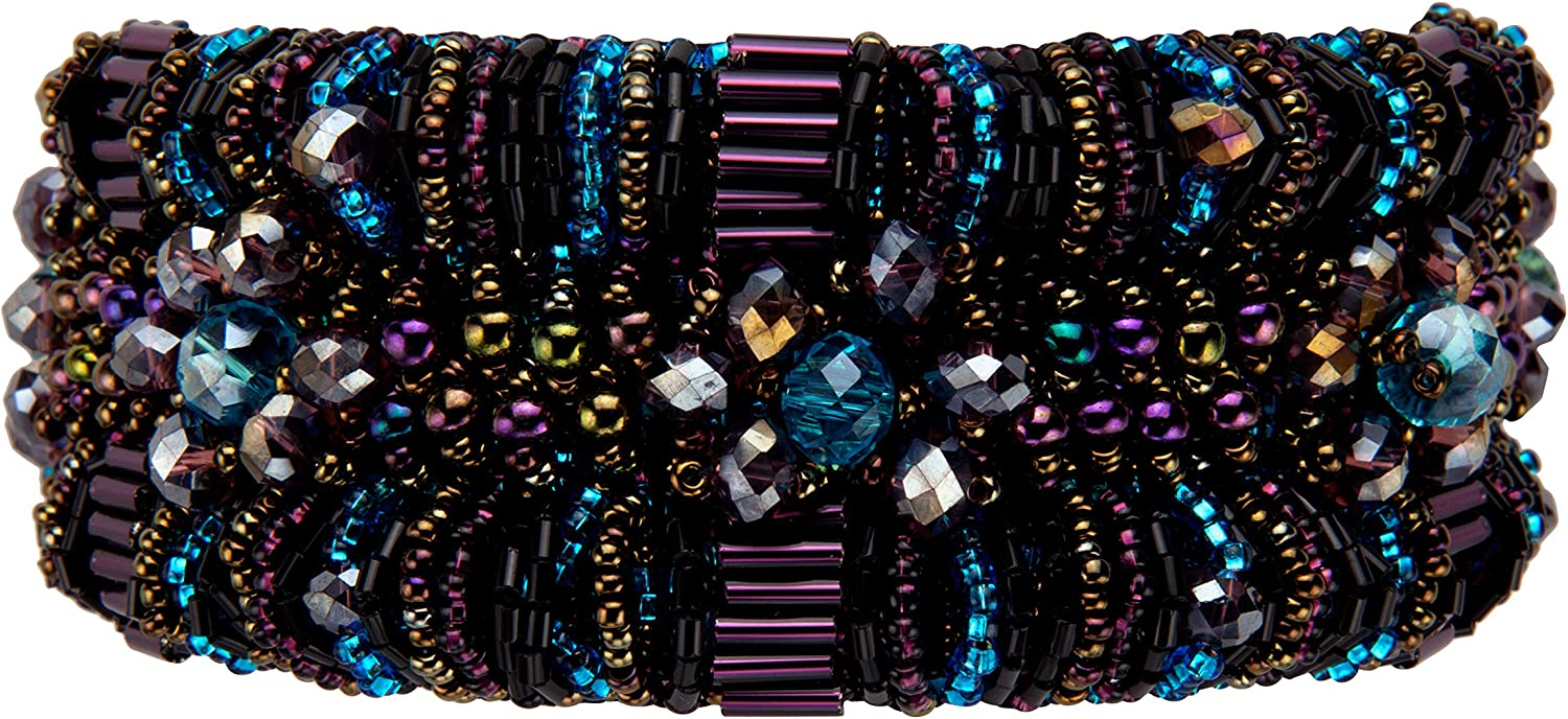 Enchanted Imports Bugle Delight Beaded Dallas Mall Magn with Double Bracelet Price reduction
