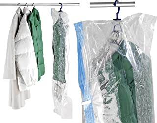 Wenko 3792750100 More Système de Sac de Vètements Sous Vide Taille Xl 145 X 70 cm