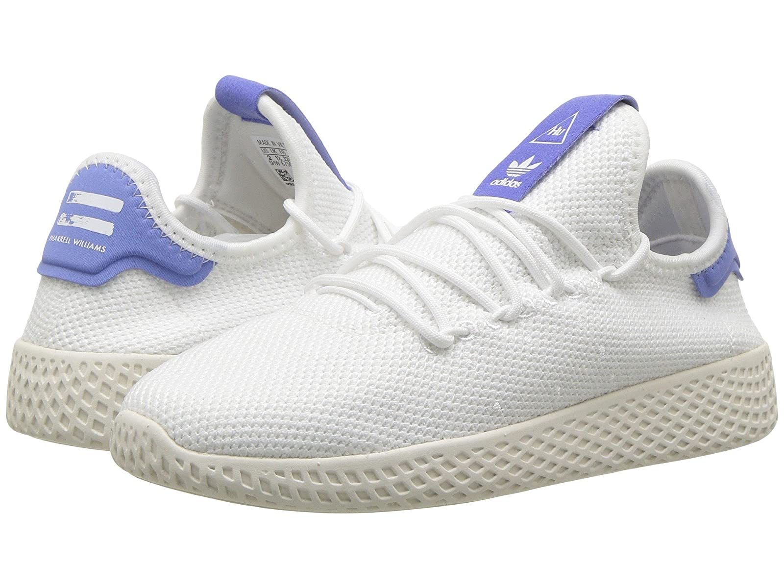adidas Originals Kids PW Tennis HU C (Little Kid)Atmospheric grades have affordable shoes