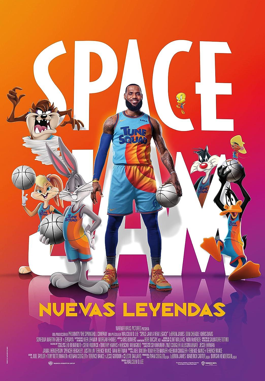 Space Jam: Nuevas Leyendas - Steelbook 4k UHD + Blu-ray [Blu-ray]