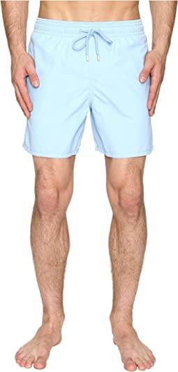 0d27b2395d Vilebrequin. Moorea Stars and Turtles Swim Trunk. $250.00. Luxury. Light  Blue