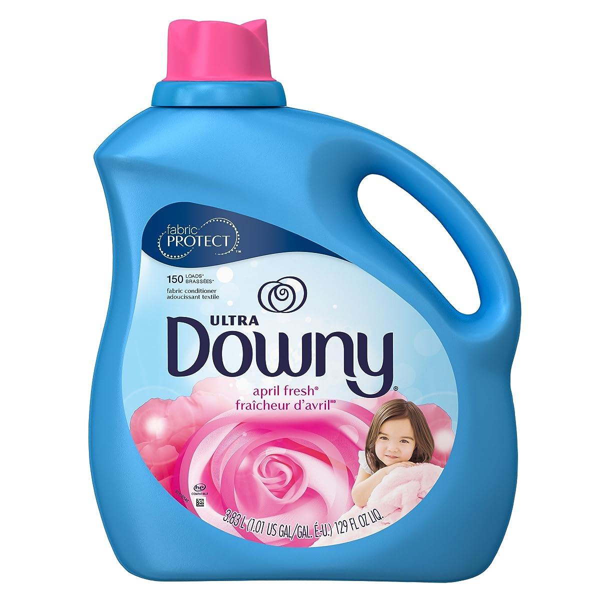 めまいが不忠重荷【大容量】 ULTRA Downy (ウルトラダウニー) 柔軟剤 エイプリルフレッシュ 3830ml