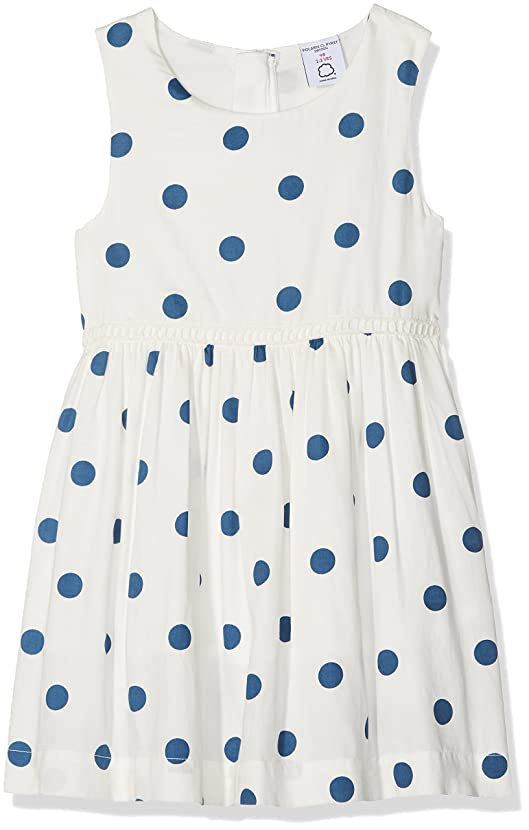 Polarn O. Pyret Summer DOT Lawn Dress (Baby)